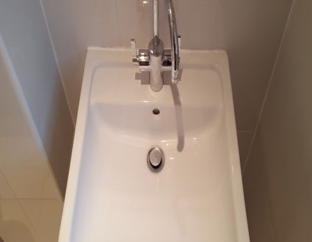 Fishergate End Of Tenancy Clean Ensuite Sink