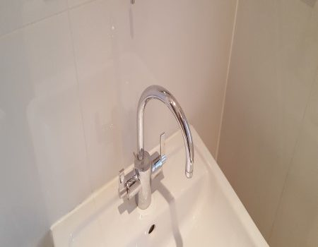 Fishergate Norwich End Of Tenancy Clean Ensuite Sink